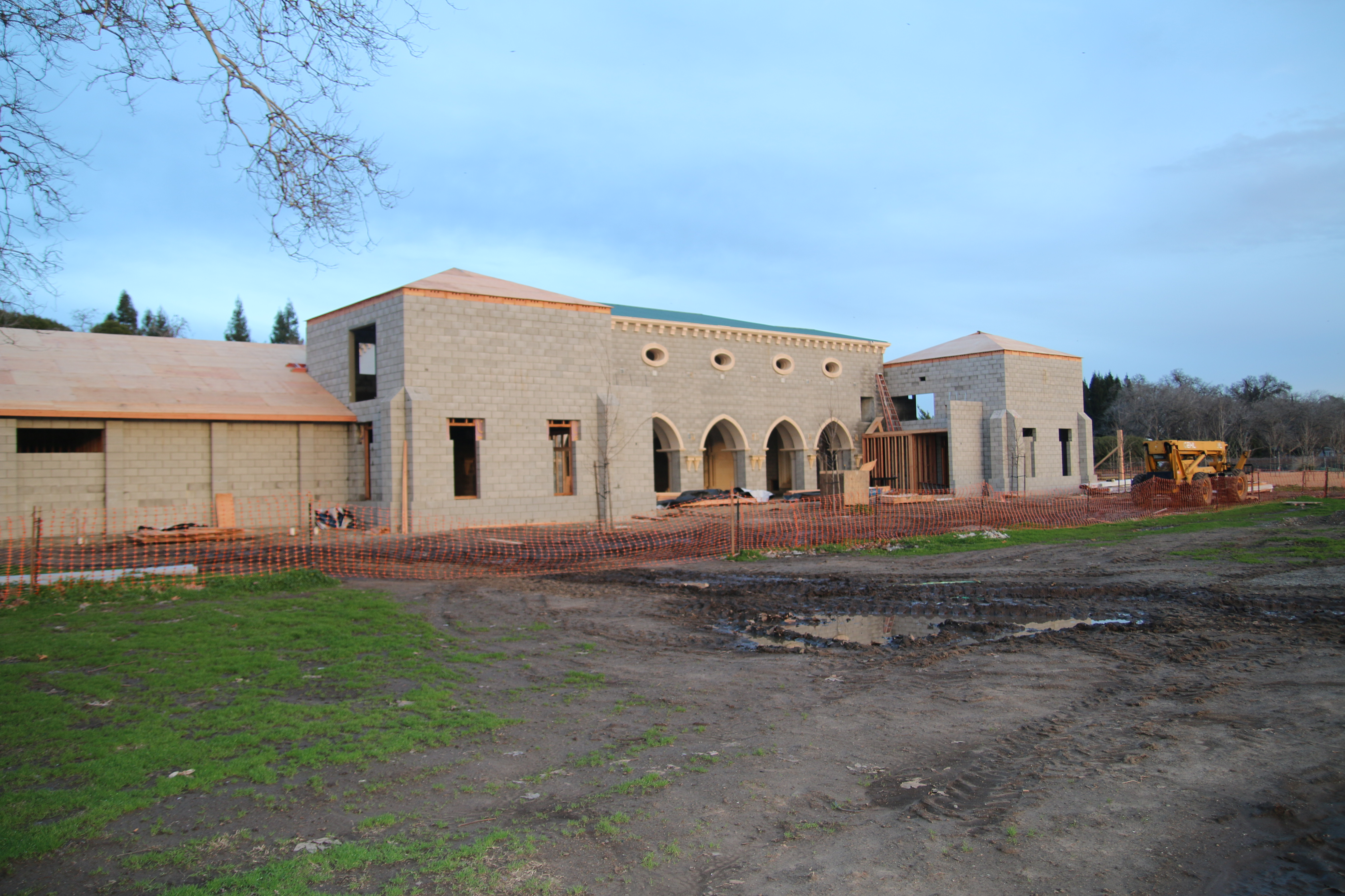 New Abbey Church | New Clairvaux
